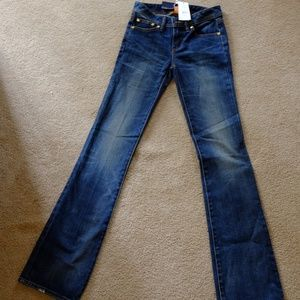 Classic Tory Burch Boot Cut Jean